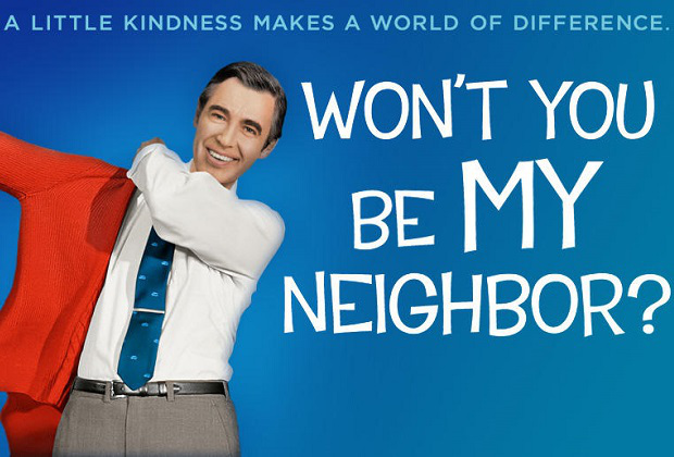 Won't you be my neighbor?